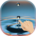 Finger Touch Water Droplet APK