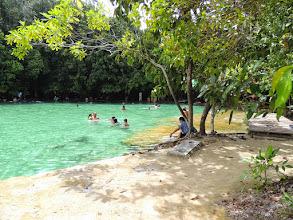 Photo: Озеро Моракот (Изумрудное)