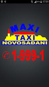 Maxi Taxi Novosadjani screenshot 5