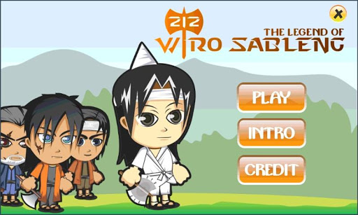 The Legend of Wiro Sableng