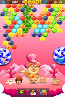 Doggy Bubble Shooter Rescue - náhled