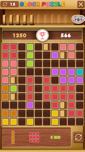 Block Puzzle 1 apktram screenshots 4