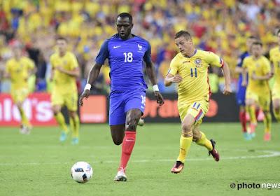 Moussa Sissoko knalt pas als de camera in zicht is