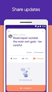 Neighbourly: What's happening nearby Screenshot