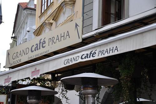 Photo Grand Café Praha