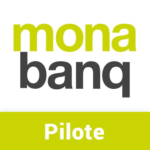 Monabanq App Pilote Icon