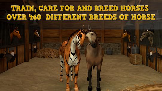 Horse Academy 3D 46.0 Hack Mod Apk Free Download 4