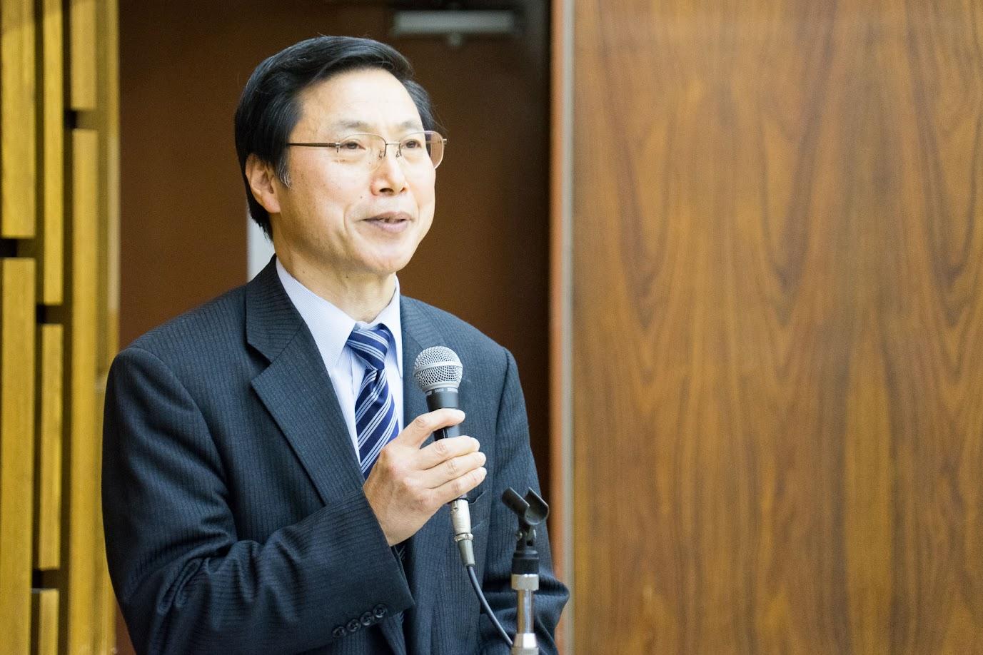 公益財団法人 日本特産農産物協会・矢野哲男 専務理事