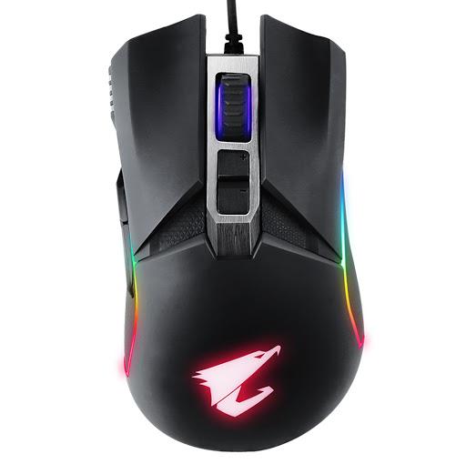 Chuột máy tính Gigabyte Aorus M5 Gaming (Đen)-1