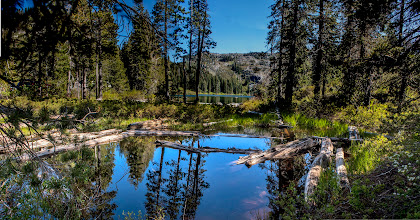Photo: Castle Lake
