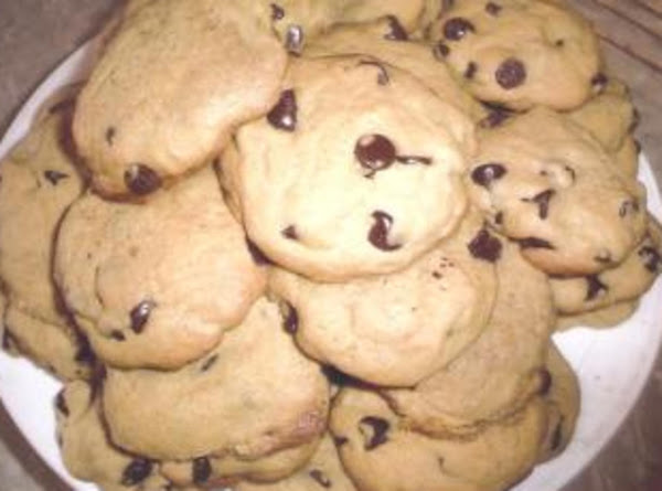 Thick Chocolate Chip Cookies Recipe