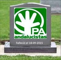 PARTIDO ANDALUCISTA (Nacional)