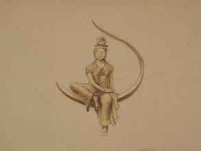 Photo: malba Guan Yin bodhisattvy