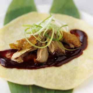 Crispy Duck Wraps