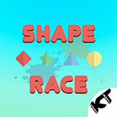Shape Race Game