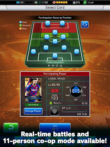PES CARD COLLECTION apkdebit screenshots 10