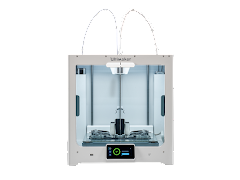 Ultimaker S5 Dual Extrusion Large-Format 3D Printer with Free Material Starter Pack