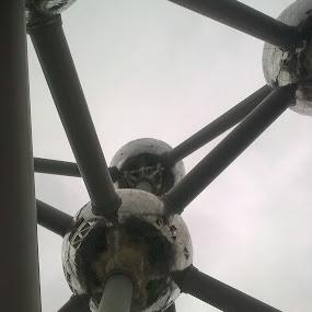 Atomium Belgium by Hilde Van Assche - Buildings & Architecture Architectural Detail