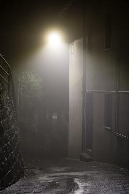 La magia della nebbia notturna di Giovanni Modesti