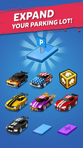 Merge Battle Car Tycoon  screenshots 2