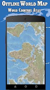 Offline world map hd 3d atlas street view android apps on offline world map hd 3d atlas street view screenshot thumbnail gumiabroncs Gallery