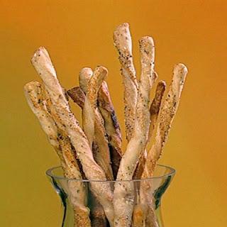 Pizza Dough Breadsticks.