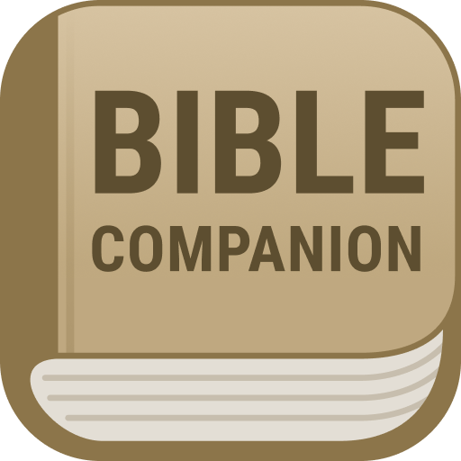 Bible Companion: text, commentary, audio, youth