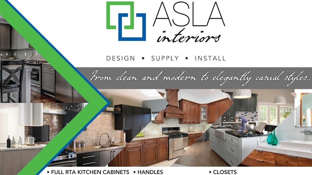 ASLA Interiors - Kitchen Supply Store in Barataria
