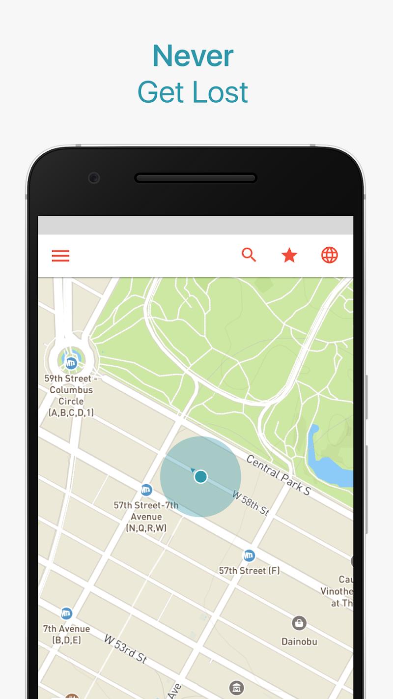 City Maps 2Go Pro Offline Maps Screenshot 4