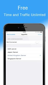 AppVPN - Unlimited Free VPN v2.09