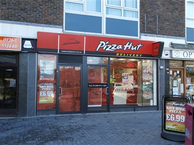 Pizza Hut Delivery On Broadway North Pizza Takeaway In
