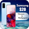 Themes for Samsung Galaxy S20 and S20 Ringtones icon