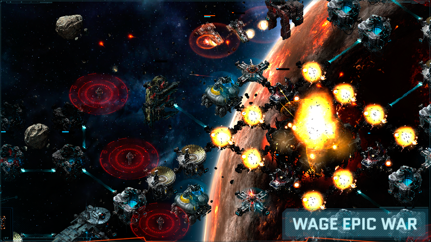 android VEGA Conflict Screenshot 7