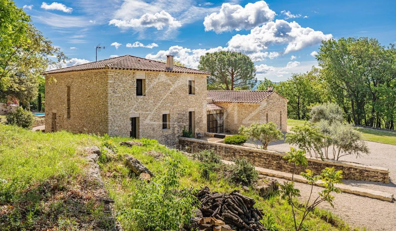 Villa avec terrasse Gordes