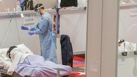 Los enfermos de coronavirus pueden presentar complicaciones en los pulmones una vez superada la enfermedad.