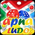 Apna Ludo 2021 Indian app Play Online or Offline icon