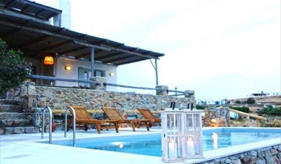 Villa Kalo Livadi, Mykonos