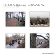 Photo: Tot slot wederom een wandeling met Albert en Rene op de Holterberg!