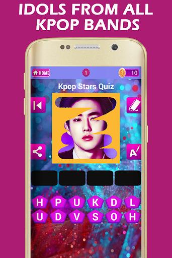 Kpop Quiz Guess The Idol 1.1 screenshots 8