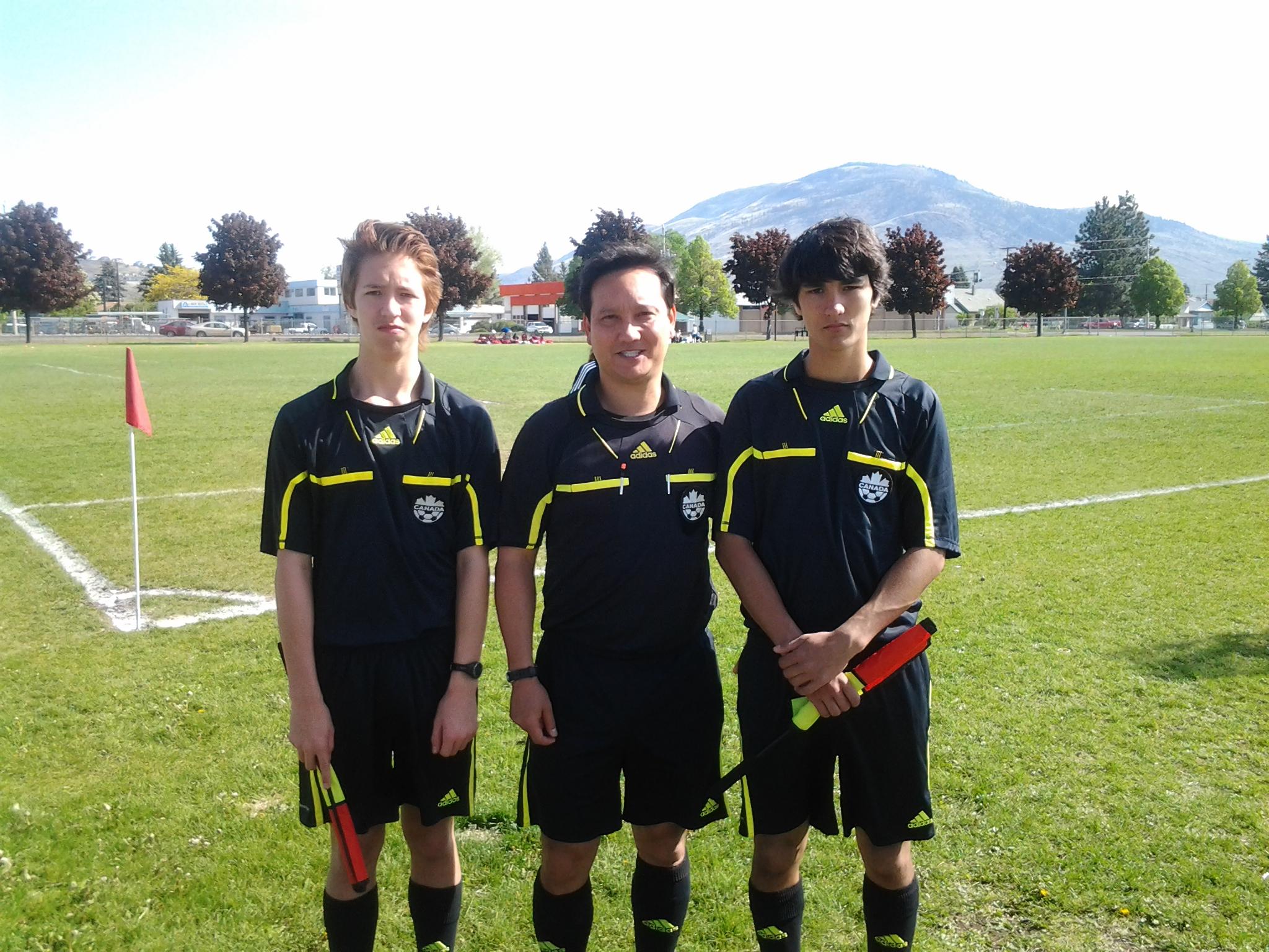 Photo: Morgan, Neil, Clayton