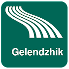 Gelendzhik Map offline icon