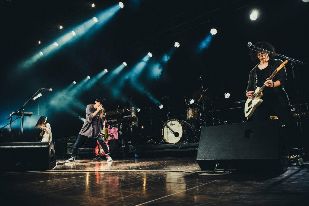 澀谷昴  LIVE TOUR 2020「二歲」 3/7、8 ATT SHOW BOX大直開唱