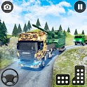 Army Truck Driving Simulator Game-Truck Games 2021 icon