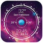 Real-time Weather Watch Widget 4.4 Apk