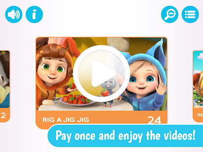 Nursery Rhymes by Dave and Ava- screenshot thumbnail