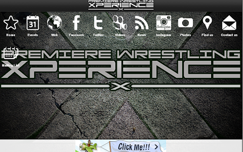 PWX Wrestling- screenshot thumbnail