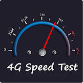 4G Speed Test & Meter