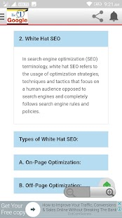 SEO Tutorial Tools Forums and Bookmarking in One - náhled