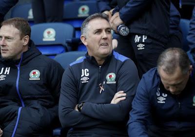 Blackburn décide de se séparer de son entraîneur