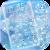 Blue Diamond Glitter Theme Wallpaper file APK for Gaming PC/PS3/PS4 Smart TV